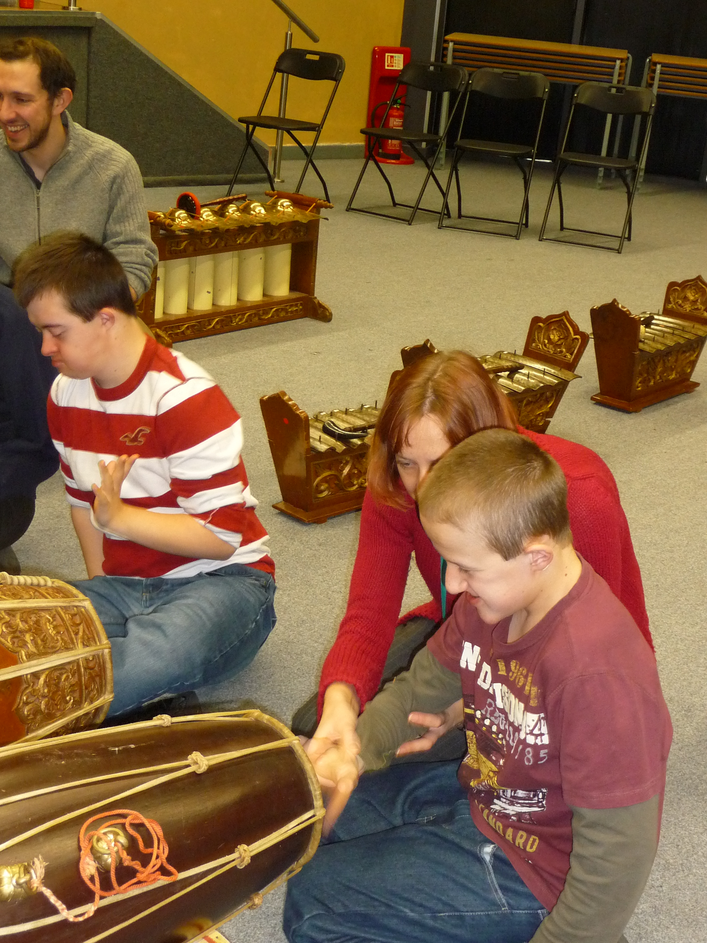 Halle Gamelan Workshops