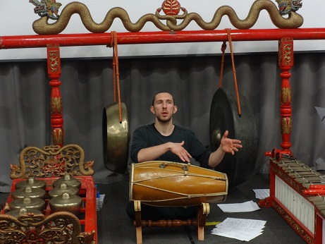 Peter Moran - Gamelan- SOAS